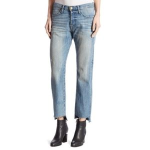 🆕 Current Elliott The Crossover Jeans Womens 30